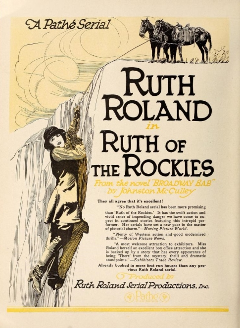 Ruth of the Rockies Motion Picture News October 9 1920