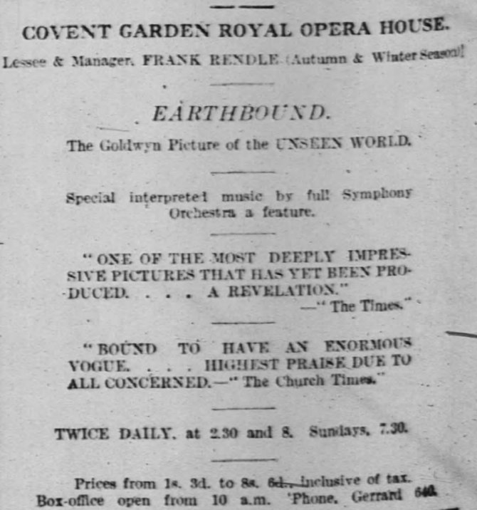 The_Times_ London, England Fri__Oct_29__1920_