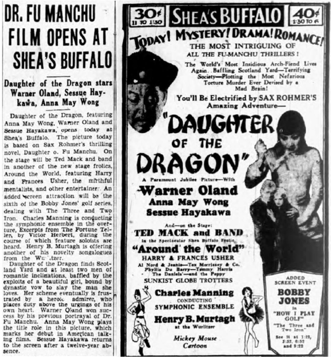 Buffalo Currier Express, August 28, 1931