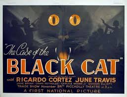 Case of the Black Cat
