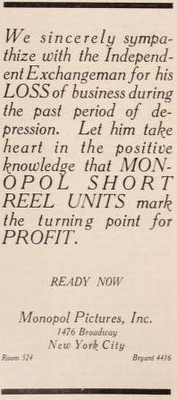 Exhibitors Herald, July 22, 1922