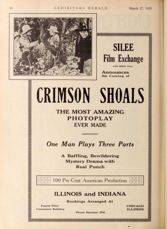 Exhibitors Herald, March 27, 1920