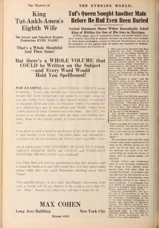 Exhibitors Herald May 5, 1923