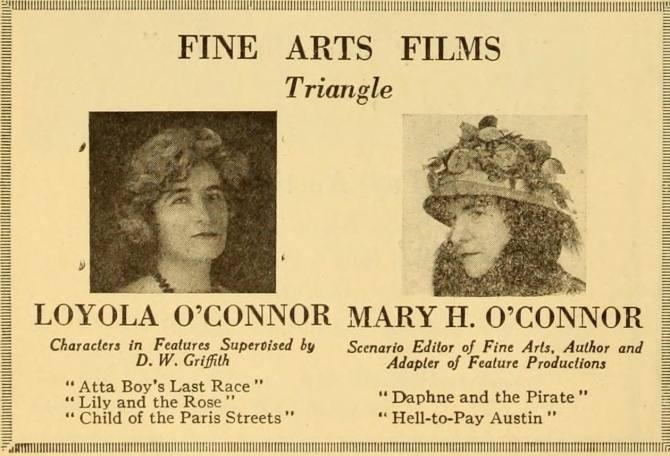 Motion Picture Studio Directory 1916
