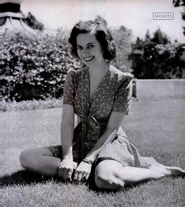 Teresa Wright LIFE , July 20, 1942