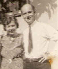 Clyde Emory Hopkins and his wife Ruth