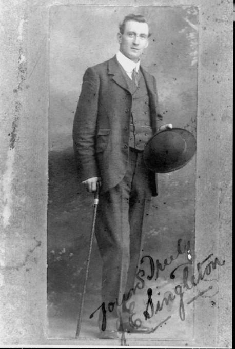 Joseph Edward Singleton