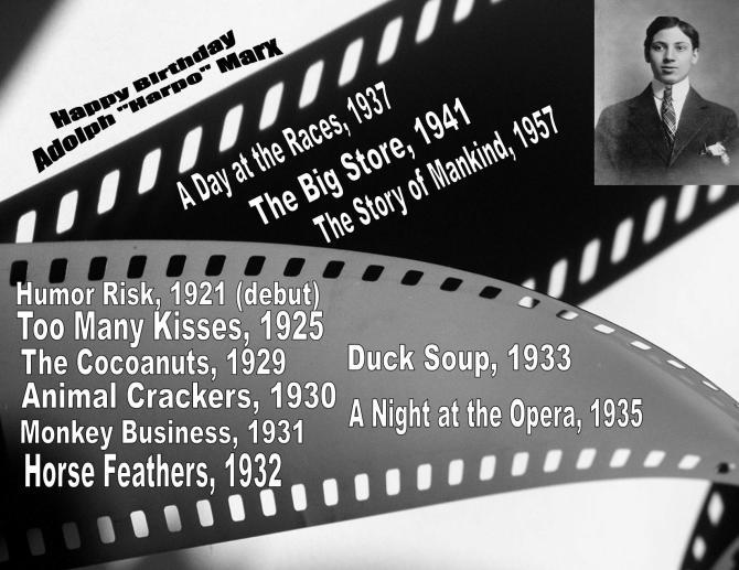 moviestarhappybirthdaywith film resume harpomarx11 23