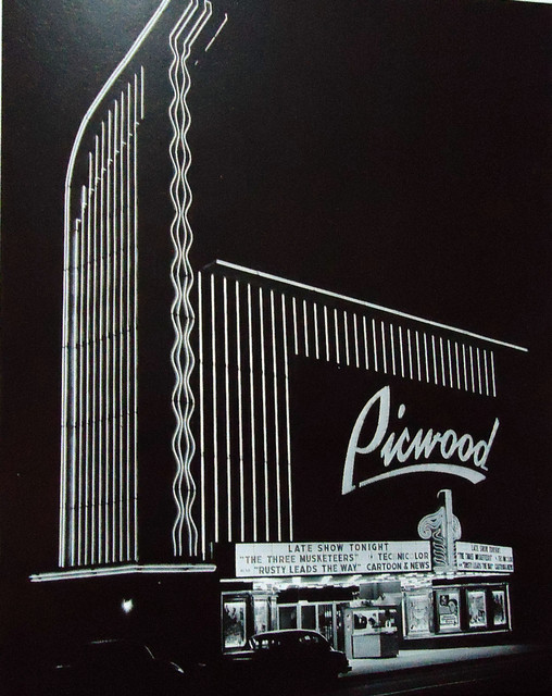 Picwood Theater Owner Phil Isley, father of Jennifer Jones