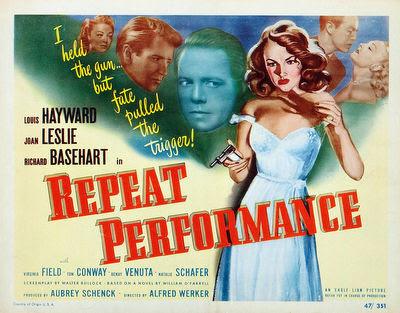 Repeat Performance Lobby Card