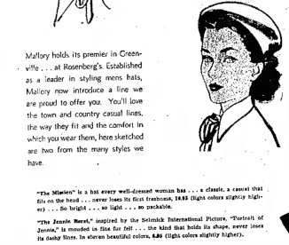 The_Delta_Democrat_Times_ Greenville, Mississippi, Rosenberg's Department Store Sun__Sep_7__1947_