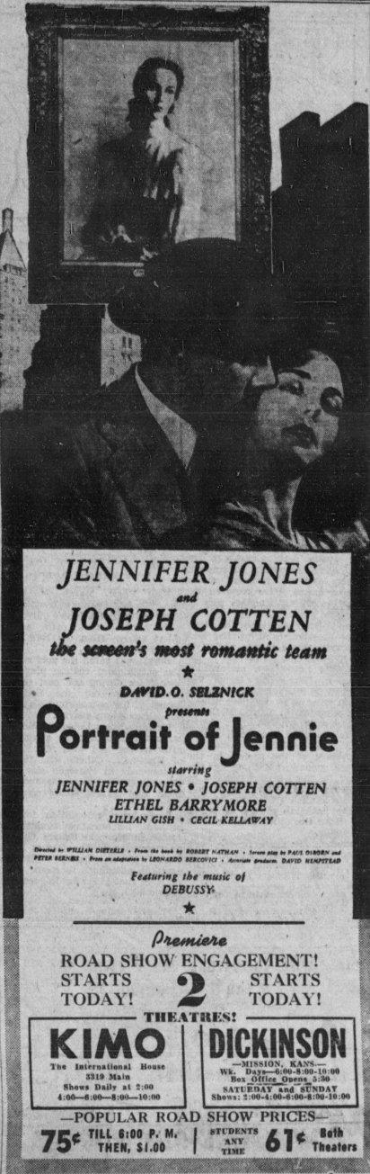 Kansas City Star, Kansas City, Missouri, March 24, 1949