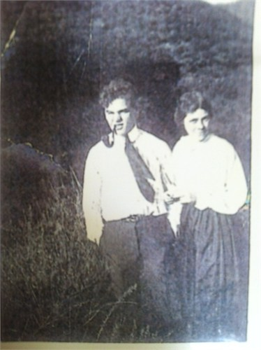 Thomas and Ida Storey