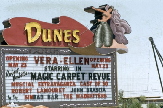 Shows At The Dunes