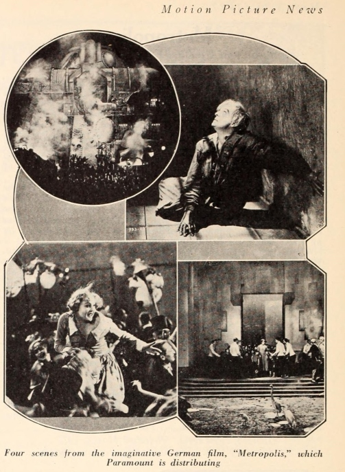 Motion Picture News, March 18, 1927
