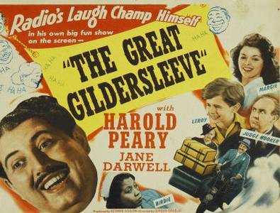 The Great Gildersleeve movieposter