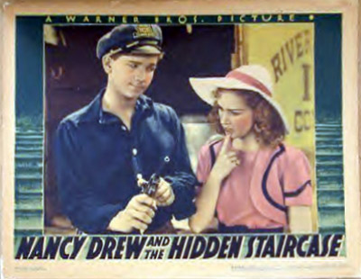 Nancy38_d_84398_0_NancyDrewTroubleShooter 600full Nancy Drew And The Hidden  Staircase Poster