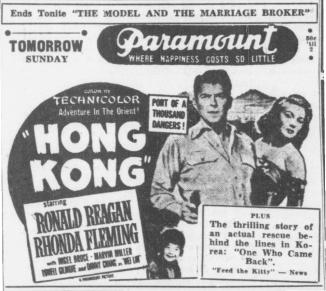 Cedar Rapids Gazette, Cedar Rapids, Iowa, February 2, 1952