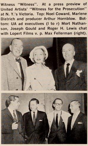 Film Bulletin December 9, 1957