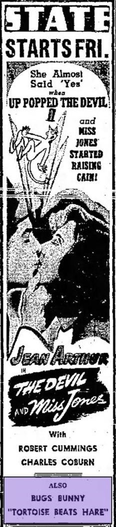 Amarillo Daily News, Amarillo, Texas, Apr 10, 1941