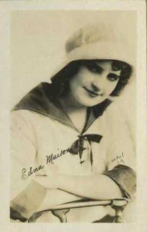 Movie Card, Circa 1914