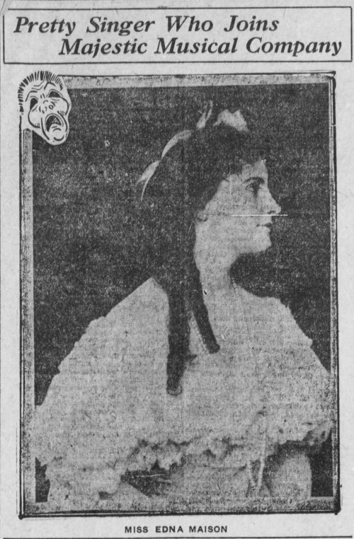 Los Angeles Herald, Los Angeles, California, July 1, 1909