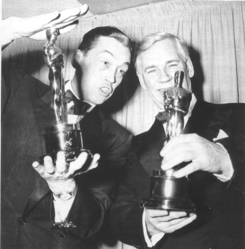 Oscar Excitement and Hijinks