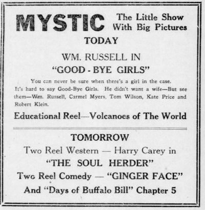 Daily Republican, Rushville, Indiana, May 9, 1923