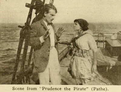 Moving Picture World, Parker and Hulette, October 21, 1916