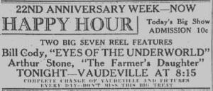 Schenectady Gazette, Schenectady, New York, April 23, 1929