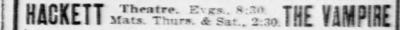 New York Tribune, New York, New York, January 19, 1909