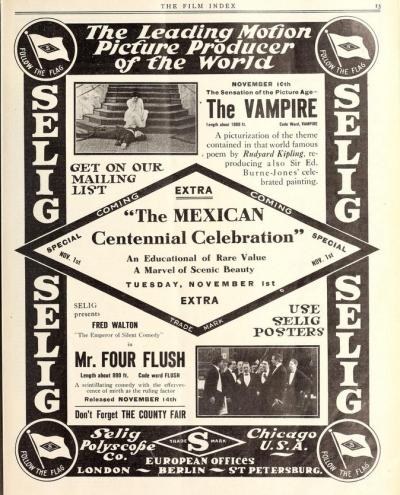 The Film Index November 5, 1910