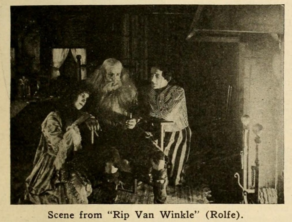 rip van winkle Rip van winkle página 2 washington irving irving is largely credited as the first american man of letters, and the first to earn his living solely by his pen.