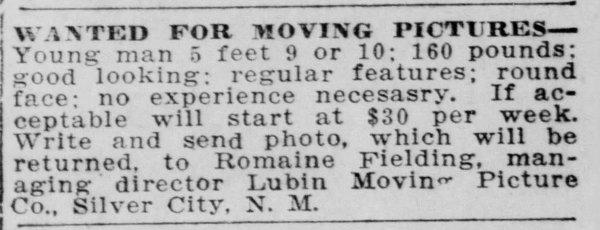 El Paso Herald, El Paso, Texas, June 27, 1913
