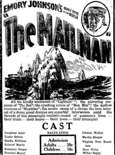 Mansfield News, Mansfield, Ohio, February 10, 1924