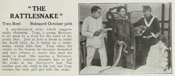 Motion Picture News, October 11, 1913