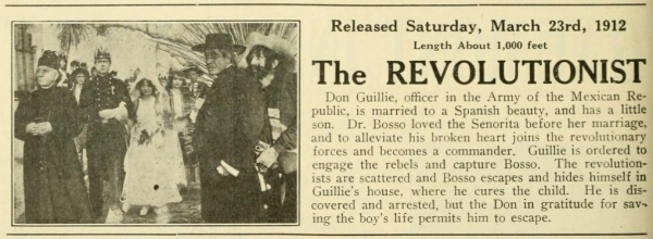 Moving Picture World, March 23, 1912