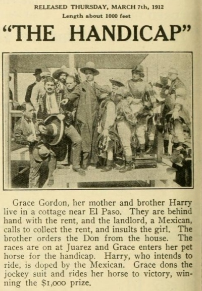 Moving Picture World, March 9, 1912