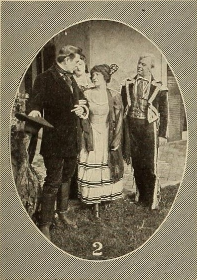 Wilbur Higby in, At the Stroke of the Angelus, Reel Life, May 18, 1915