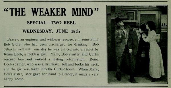 Moving Picture World, June 7, 1913