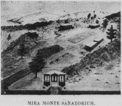 The Oasis, Arizola, Arizona, December 25, 1912