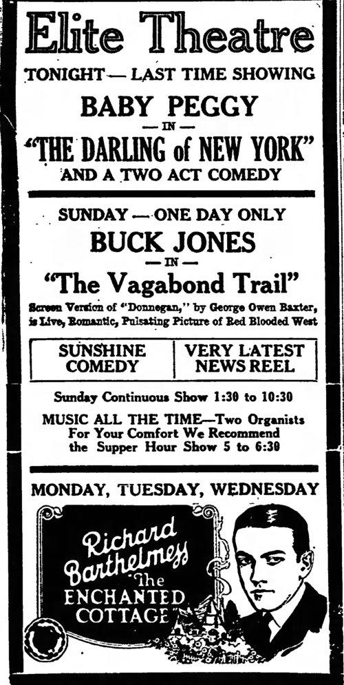Post Crescent, Appleton, Wisconsin, April 5, 1924