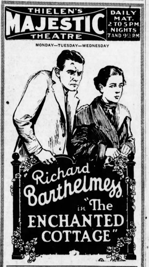 The Pantagraph, Bloomington, Illinois, Apr 7, 1924