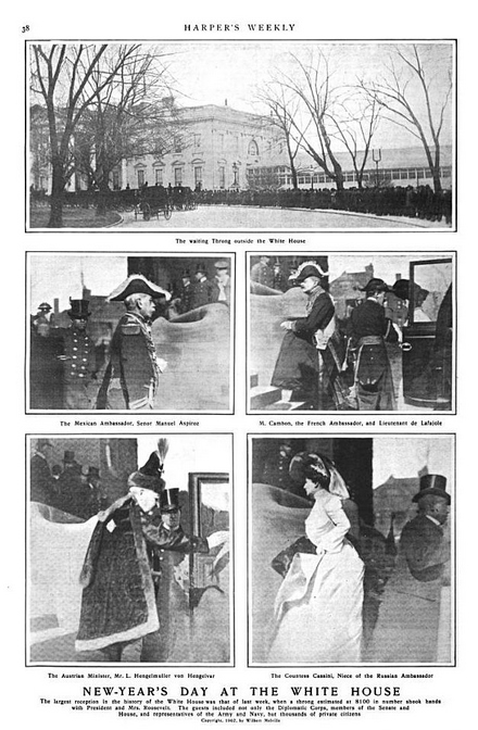 More Photographs by Wilbert Melville; Harper's Weekly, January 11, 1902