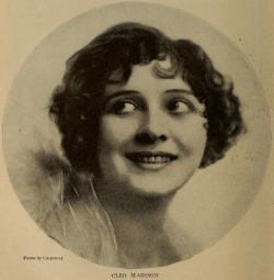 Cleo, Madison, Motion Picture Magazine, March, 1917
