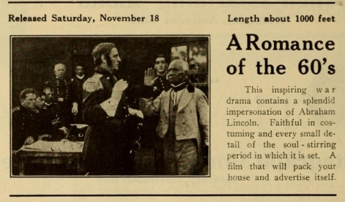 Moving Picture World, November 18, 1911