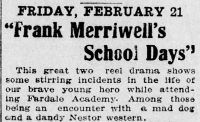 Allentown Democrat, Allentown, Pennsylvania, February 19, 1913