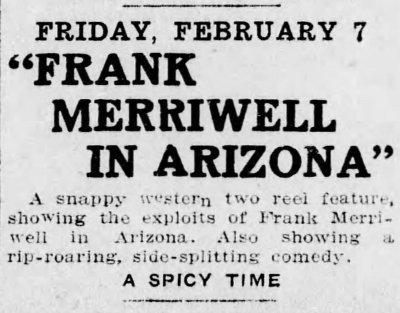 Allentown Democrat, Allentown, Pennsylvania, February 3, 1913