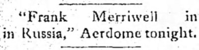 Emporia Gazette, Emporia, Kansas, August 1, 1912