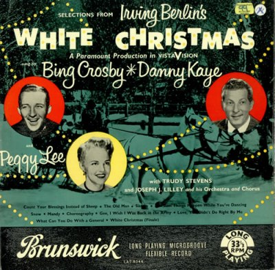 White Christmas Soundtrack